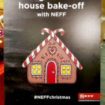 The Neff gingerbread house bake-off