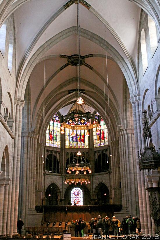 Basel-Cathedral-Interior