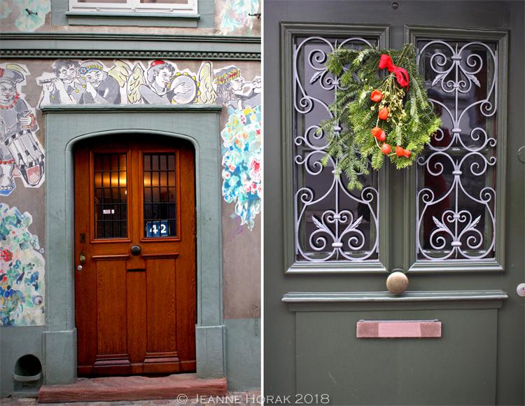 Basel-Doorways