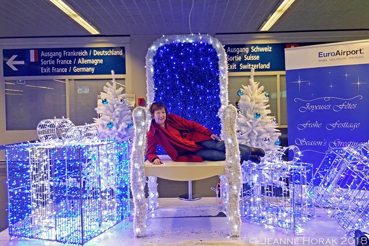 Basel-Euroairport-Chair