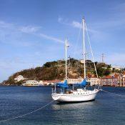 Grenada-yacht