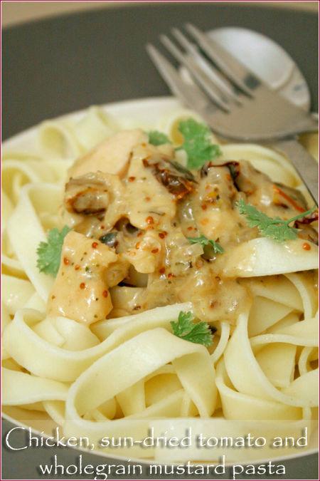 chicken-sundried-tomato-mustard-pasta-sauce