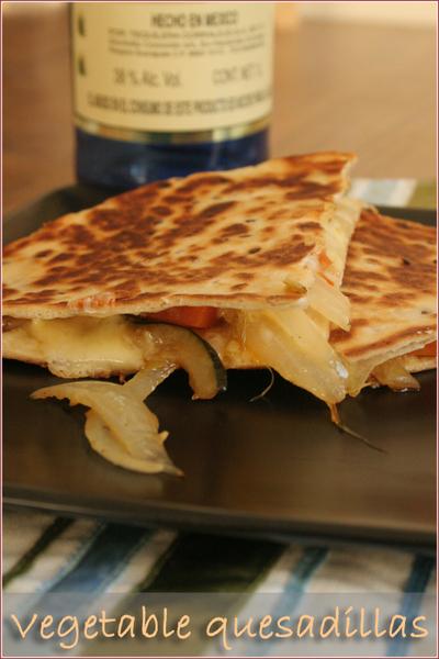 Cheesy-vegetable-quesadillas