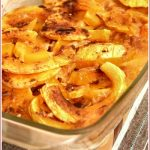 Couldn't-be-easier butternut squash bake