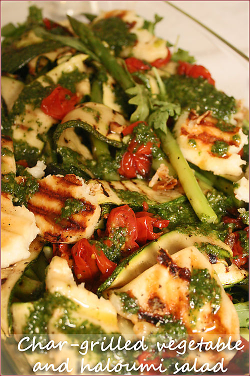 chargrilled-asparagus-courgette-halloumi-salad
