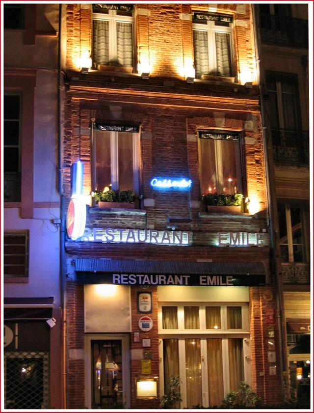 Restaurant-Emile