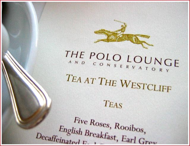 Westcliff-tea