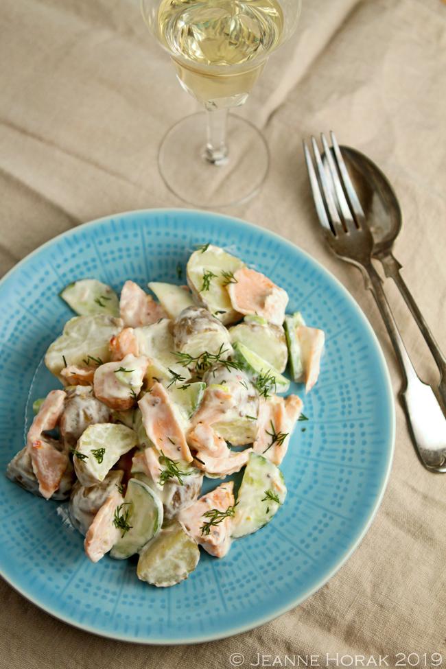 Jersey-royals-salmon-salad1 © Jeanne Horak 2019