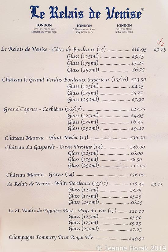 Relais-de-Venise-winelist © Jeanne Horak 2019