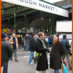 David Lebovitz does Borough Market