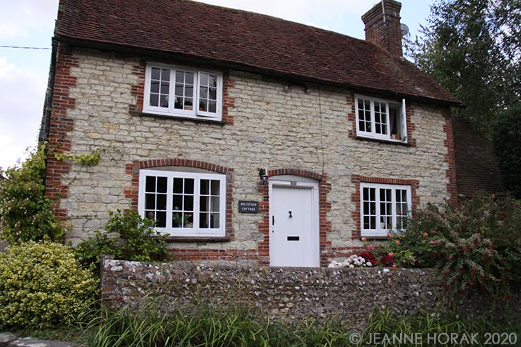 Sutton village cottage